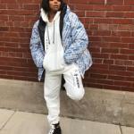 Around The Way Girl: Taraji P. Henson Styles In adidas Originals x Alexander Wang & Gucci