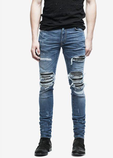 Spray On Skinny Jeans Men
