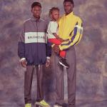 Ad Campaign: Balenciaga SS18 Menswear