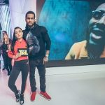 Dave East's Givenchy Cuban-Fit Shark-Print Scuba-Jersey Hoodie On TRL
