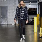 NBA Fashion: Brandon Ingram Bundled-Up In A Moncler Byron Down Jacket