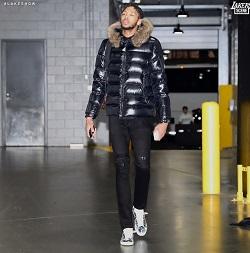 94f8e90f9 NBA Fashion  Brandon Ingram Bundled-Up In A Moncler Byron Down ...
