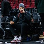 NBA Player Markelle Fultz Rocks Nike
