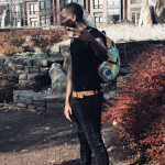 NEW FACE: Stylish Boxer And Student Khadir Williams From Philly