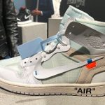 Kicks Of The Day: Here's A Closer Look At The Virgil Abloh x Air Jordan 1 (In White)
