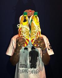 schuhe news: pharrell williams durchblicken lassen, neue adidas sneaker