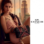 Selena Gomez For Coach's Spring/Summer 2018 Ad Campaign