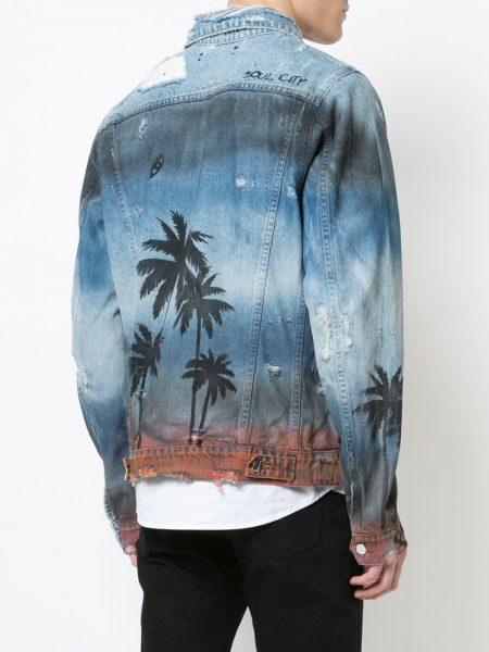 A Boogie Wit Da Hoodie Rocks An Amiri Palm Tree Print
