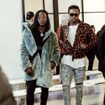 New York Fashion Week: NFL Players Stefon Diggs& Alvin Kamara Attend Some Shows