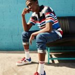 Christian Combs Is The Face Of Tommy Hilfiger's Tommy Jeans Spring 2018 Ad Campaign