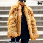 Lala Anthony Continues Her New York Fashion Week Rounds
