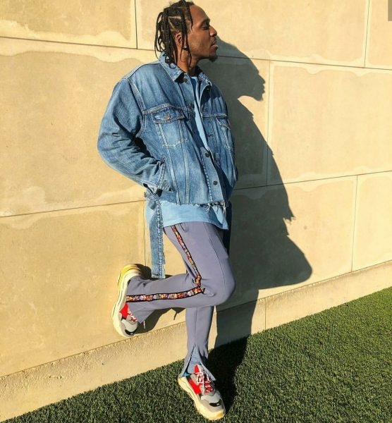 Style Diary Pusha T Wears Balenciaga Rebels To Dons Camiel