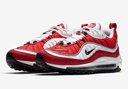 Nike Air Max De Pull De 98 Hommes Gym Rouge pDGGgK0dJ
