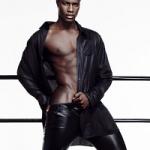 Fashion Model James Kakonge For REY Magazine