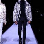 New York Fashion Week Men's: Tom Ford Fall/Winter 2018 Menswear; Models Walked In Underwear & Socks