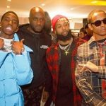 Brothers In Paris: Christian Combs, Virgil Abloh, Odell Beckham Jr. And Cordell Broadus