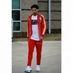 NBA Style: Cameron Payne Drippin In A Mint Crew Tracksuit