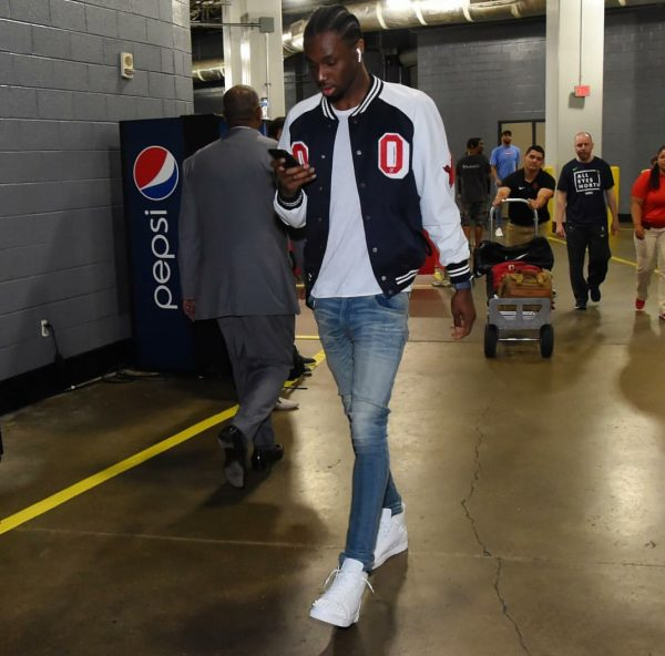 check out b7453 5abc1 NBA Fashion: Andrew Wiggins Spotted In An Amiri Reversible ...
