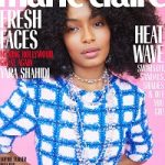 "Yara Shahidi And Issa Rae Front Marie Claire's May 2018 ""Fresh Faces"" Issue"