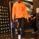 NBA Fashion: Terry Rozier Draped In Off-White