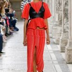 Goodbye! Proenza Schouler Exits Paris Couture Week; Plans For The Upcoming Collection Will Be Announced In The Near Future