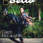 Actor Caleb McLaughlin For BELLOmag Brasil