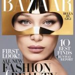 Bella Hadid Is The Face Of Harper's Bazaar's June/July 2018 Issue