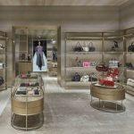 Giorgio Armani Opens Boutique In Florence