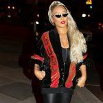 Styling On Em: R&B Singer Monica Brown Wears A Gucci x Dapper Dan Sequin Jacket