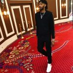 Celebs Style: Brandon Ingram & Rich The Kid Wore The Exact Same Fendi Jacket And Trousers