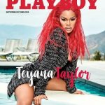 September 2018 Issue: Teyana Taylor Covers Playboy