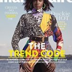 "September 2018 Issue: Nyadak ""Duckie"" Thot For Marie Claire México"