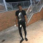 NBA Player Hamidou Diallo Outfitted In Givenchy, Amiri And Balenciaga