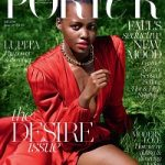 September 2018 Issue: Lupita Nyong'o Covers PORTER's Fall 2018