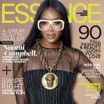 September 2018 Issue: Supermodel Naomi Campbell Fronts Essence