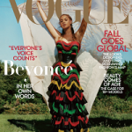 September 2018 Issue: Beyoncé Covers Vogue