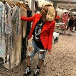 Reality TV: Rasheeda Outfitted In Balmain And Louis Vuitton