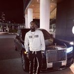 Meek Mill Draped In Fear Of God