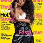 American Beauty Ciara Covers The November 2018 Issue Of Cosmopolitan