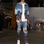 Lakers Player Kyle Kuzma Sports Amiri