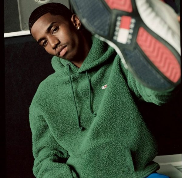 e27d5530cac Ad Campaign: Christian Combs For Tommy Jeans – dmfashionbook.com ...