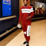 Malik Beasley Outfitted In Givenchy