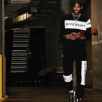 Los Angeles Lakers Small Forward Brandon Ingram Draped In Givenchy