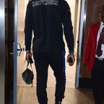 They're Going To Be  BIG Mad! LeBron James Shows Support For Colin Kaepernick With Nike Shirt
