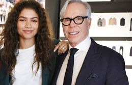 d708560f20b8ee Zendaya To Launch A Tommy x Zendaya Capsule Collection With Tommy Hilfiger