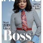 Around The Way Girl: Taraji P. Henson Covers InStyle