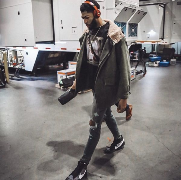 HOW TO STYLE NIKE x OFF WHITE BLAZERS BLACK 2.0   Grim Reapers   Lookbook   Daniel Simmons