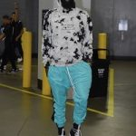 NBA Player James Harden Draped In Daniel Patrick