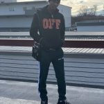 College Basketball Fashion: Jalen Carey Sports Off-White, Palm Angels & Balenciaga