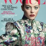 Emma Stone Is British Vogue's February 2019 Cover Star